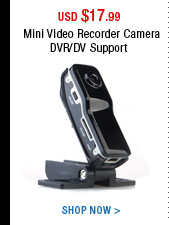 Mini Video Recorder Camera