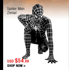 Spider Man Zentai