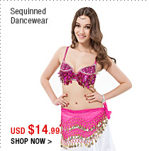 Sequinned Dancewear