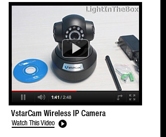 VstarCam Wireless IP Camera