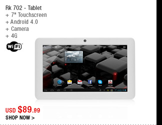 Rk 702 - Tablet