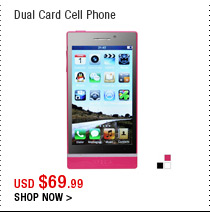 Dual Card Cell Phone