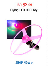 Flying LED UFO Toy