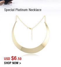 Special Platinum Necklace
