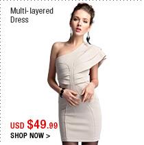 Multi-layered Dress