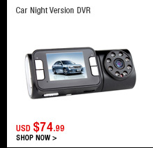 Car Night Version DVR
