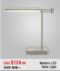 Modern LED Table Light