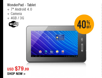 WonderPad - Tablet