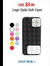 Lego Style Soft Case