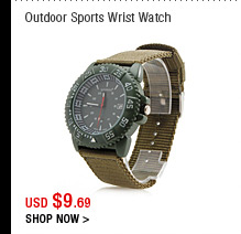Outdoor Sports Wrist Watch
