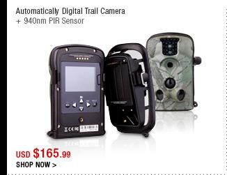 Automatically Digital Trail Camera