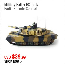 Military Battle RC Tank