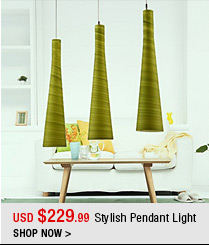 Stylish Pendant Light