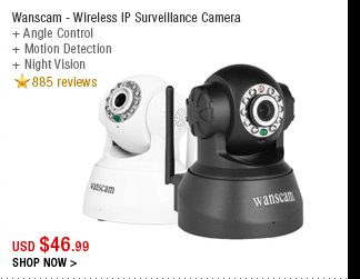 Wanscam - Wireless IP Surveillance Camera
