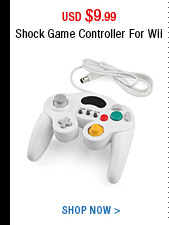 Shock Game Controller For Wii