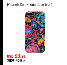 iPhone5 Cell Phone Case (soft)
