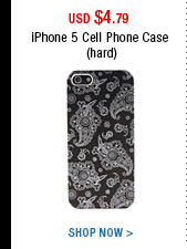 iPhone 5 Cell Phone Case (hard)