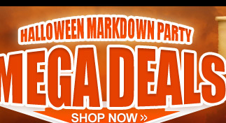 Halloween Markdown Party
