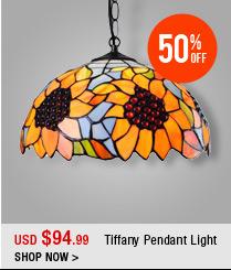 Tiffany Pendant Light