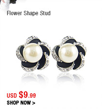 Flower Shape Stud