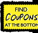 Find Coupons at the bottom