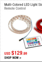 Multi-Colored LED Light Strip
