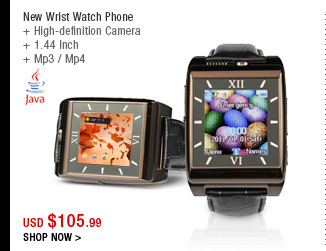 New Wrist Watch Phone