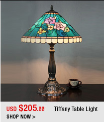 Tiffany Table Light