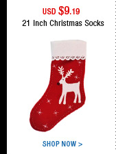 21 Inch Christmas Socks