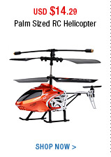 Palm Sized RC Helicopter