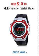 Multi-function Wrist Watch
