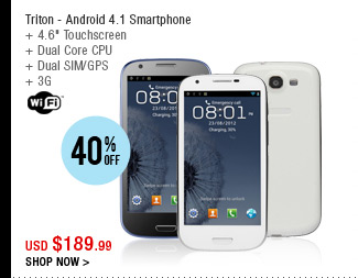 Triton - Android 4.1 Smartphone