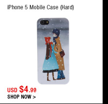 iPhone 5 Mobile Case (Hard)