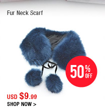 Fur Neck Scarf