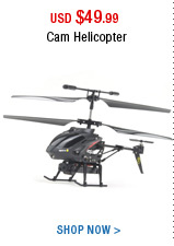 Cam Helicopter