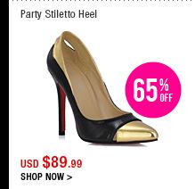 Party Stiletto Heel