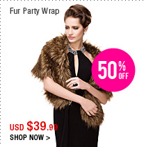 Fur Party Wrap