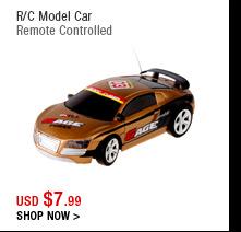 R/C Model Car