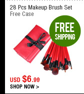 28 Pcs Makeup Brush Set
