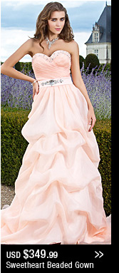 Sweetheart Beading Gown