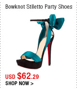 Bowknot Stiletto Heel