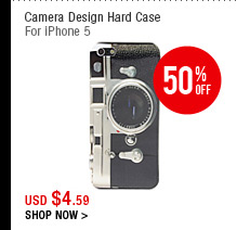 Camera Design Hard Case