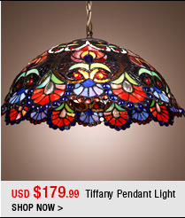 Tiffany Pendant Light