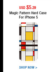 Magic Pattern Hard Case