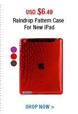 Raindrop Pattern Case