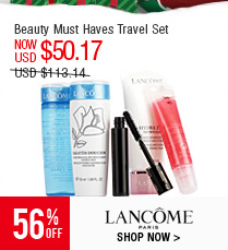 Beauty Must Haves Travel Set