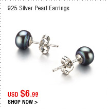 925 Silver Pearl Earrings