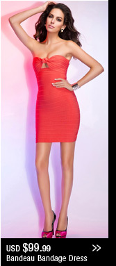 Bandeau Bandage Dress