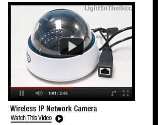Wireless IP Network Camera