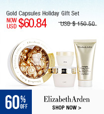 Gold Capsules Holiday Gift Set
